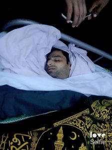 Resident of Bagh, Naeem Khan,32, got killed by robbers in Rawalpinid